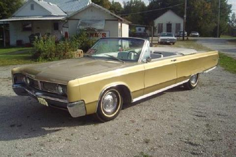 1967 Chrysler Newport for sale in Hobart, IN