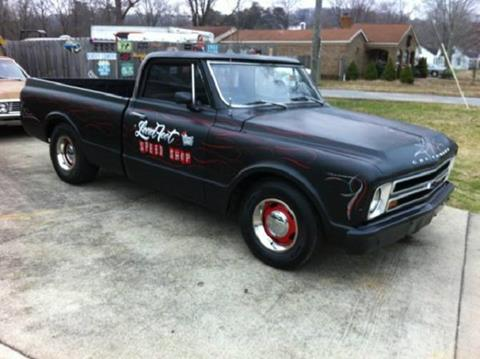 1967 Chevrolet Silverado 1500