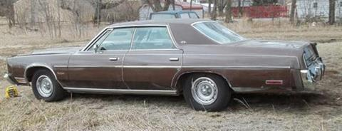 1976 Chrysler New Yorker for sale in Hobart, IN
