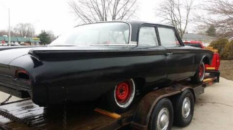 1960 Ford Fairlane for sale at Haggle Me Classics in Hobart IN