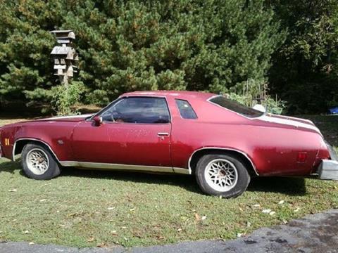 1977 Chevrolet Malibu for sale in Hobart, IN