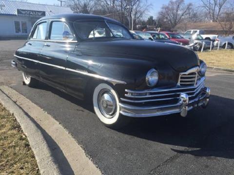 1950 Packard Model 2395