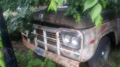 1958 Ford F-150 for sale at Haggle Me Classics in Hobart IN