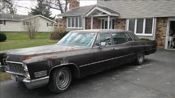 1968 Cadillac Fleetwood for sale in Hobart, IN