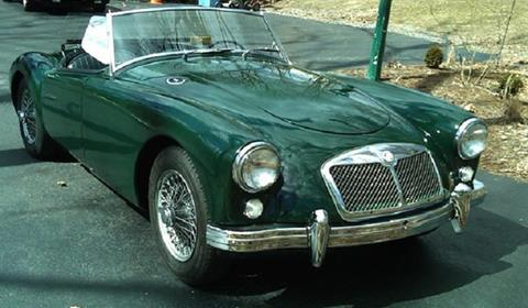 1957 MG MGA for sale in Hobart, IN