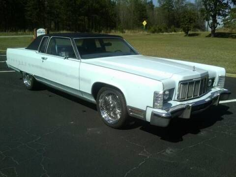 1976 Lincoln Town Car for sale at Haggle Me Classics in Hobart IN