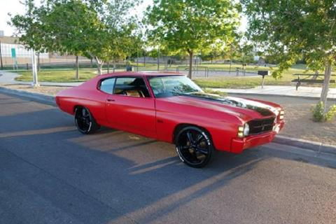 1971 Chevrolet Chevelle for sale in Hobart, IN