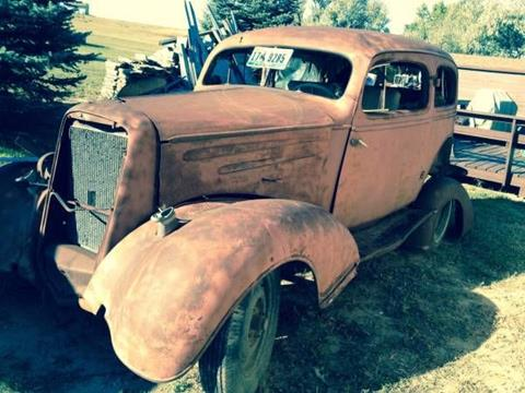 1935 Chevrolet 210 for sale in Hobart, IN