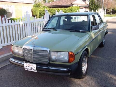 1979 Mercedes-Benz 240D for sale at Haggle Me Classics in Hobart IN