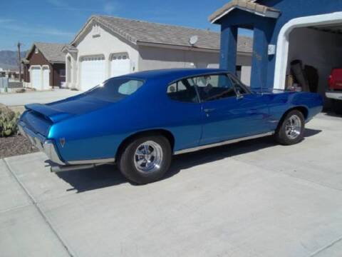 1968 Pontiac GTO for sale at Haggle Me Classics in Hobart IN