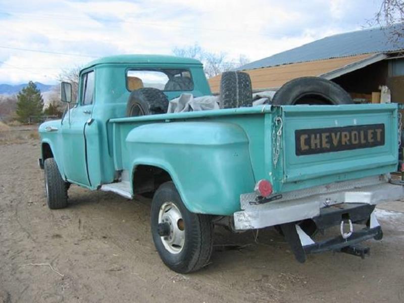 1956 Chevrolet C/K 20 Series Stepside - Hobart IN