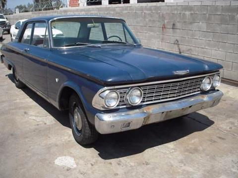 1962 Ford Fairlane For Sale In Hobart IN
