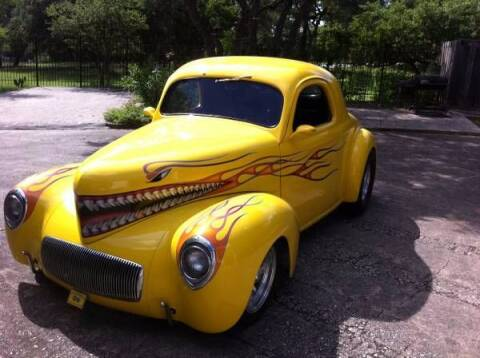 1941 Willys Street Rod for sale at Haggle Me Classics in Hobart IN