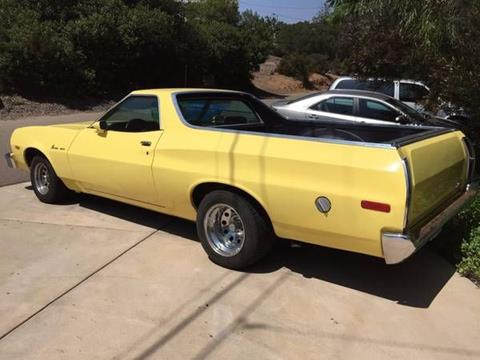 1973 ford ranchero for sale in hobart in