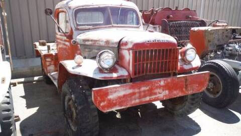 1948 Dodge Power Wagon for sale at Haggle Me Classics in Hobart IN