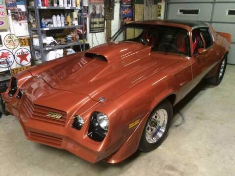 1980 Chevrolet Camaro for sale at Haggle Me Classics in Hobart IN
