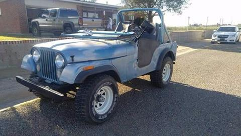 1973 Jeep CJ-5 for sale in Hobart, IN