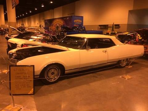 1967 Oldsmobile Ninety-Eight