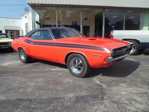 1971 Dodge Challenger For Sale Carsforsale Com