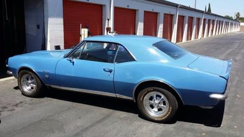 used 1967 chevrolet camaro for sale - carsforsale®