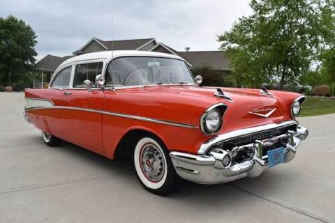 1957 Chevrolet 210 for sale at Haggle Me Classics in Hobart IN