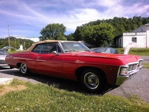 1967 Chevrolet Impala for sale in Hobart, IN