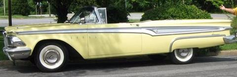1959 Edsel Corsair for sale in Hobart, IN
