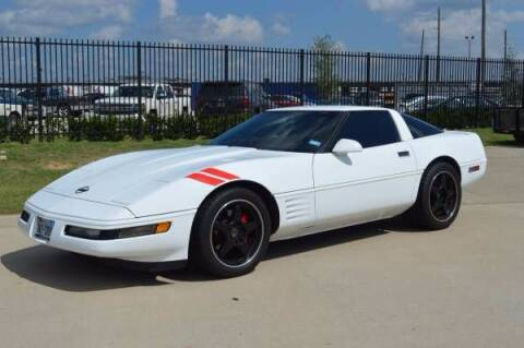1993 Chevrolet Corvette for sale at Haggle Me Classics in Hobart IN