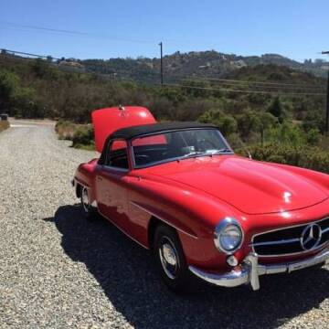 1958 Mercedes-Benz 190-Class for sale at Haggle Me Classics in Hobart IN