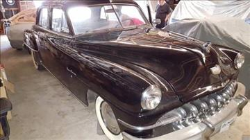 1952 Desoto Firedome for sale in Hobart, IN