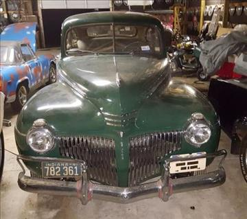 1941 Desoto Sedan for sale in Hobart, IN