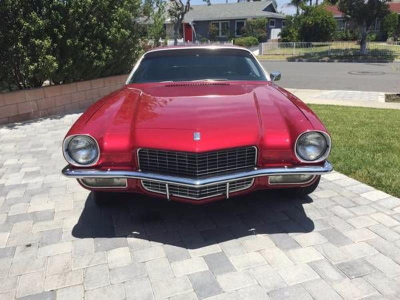 1970 Chevrolet Camaro  - Hobart IN