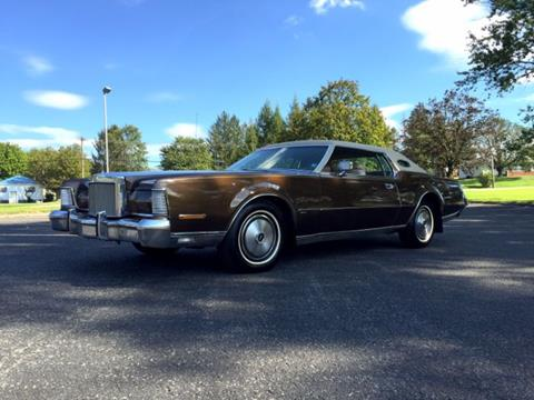 1973 Lincoln Continental for sale in Hobart, IN