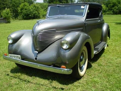 1937 Willys Convertible