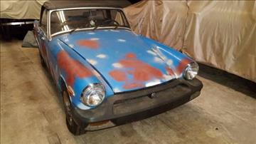 1979 MG Midget for sale in Hobart, IN
