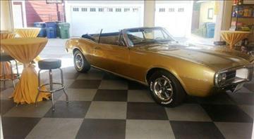 1967 Pontiac Firebird for sale in Hobart, IN