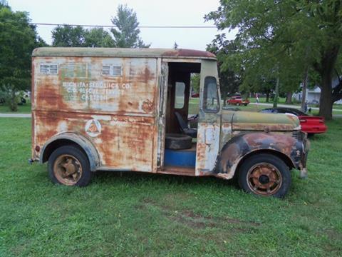 1947 International Box Van