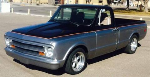 1968 Chevrolet C/K 1500 Series