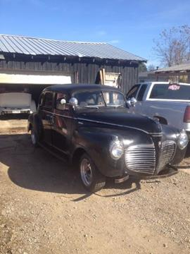 1941 Plymouth Deluxe for sale in Hobart, IN