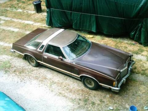 1978 Ford Thunderbird for sale at Haggle Me Classics in Hobart IN