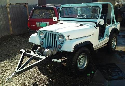 1955 Willys Jeep for sale in Hobart, IN