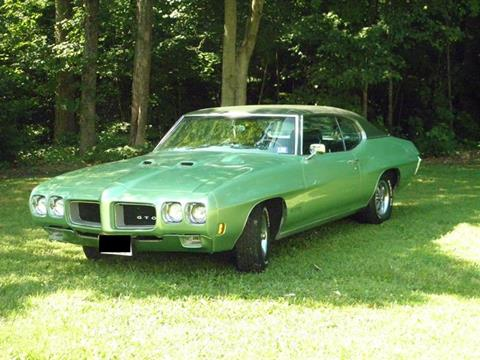 1970 Pontiac GTO for sale in Hobart, IN