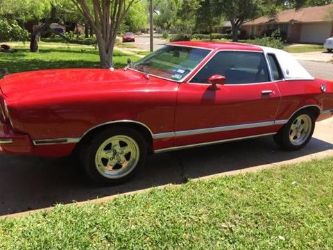 1978 Ford Mustang For Sale  Carsforsalecom