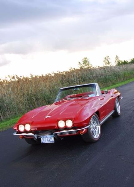 1964 Chevrolet Corvette Convertible - Hobart IN