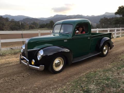 1941 Ford F-100