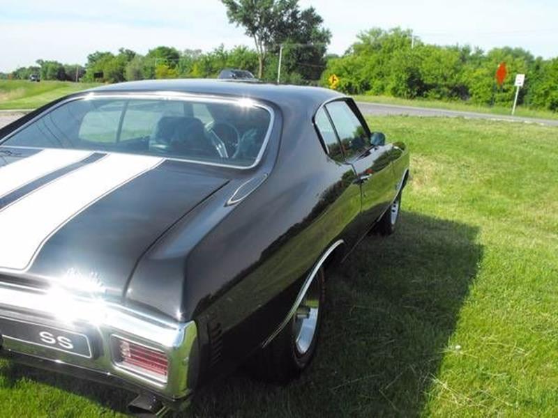 1970 Chevrolet Chevelle SS - Hobart IN