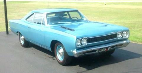1968 Plymouth Roadrunner for sale in Hobart, IN