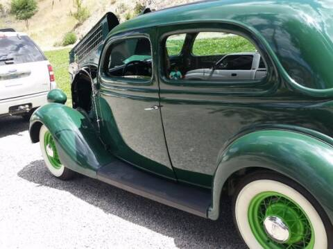 1935 Ford Deluxe for sale at Haggle Me Classics in Hobart IN