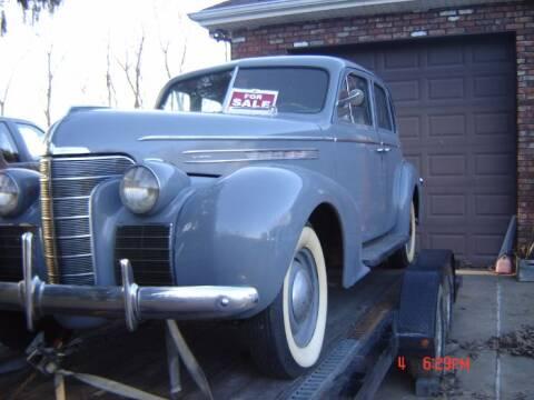 1939 Oldsmobile Sedan for sale at Haggle Me Classics in Hobart IN