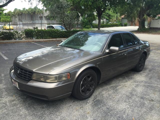 2001 Cadillac Seville Sls 4dr Sedan In Fort Lauderdale Fl Prime